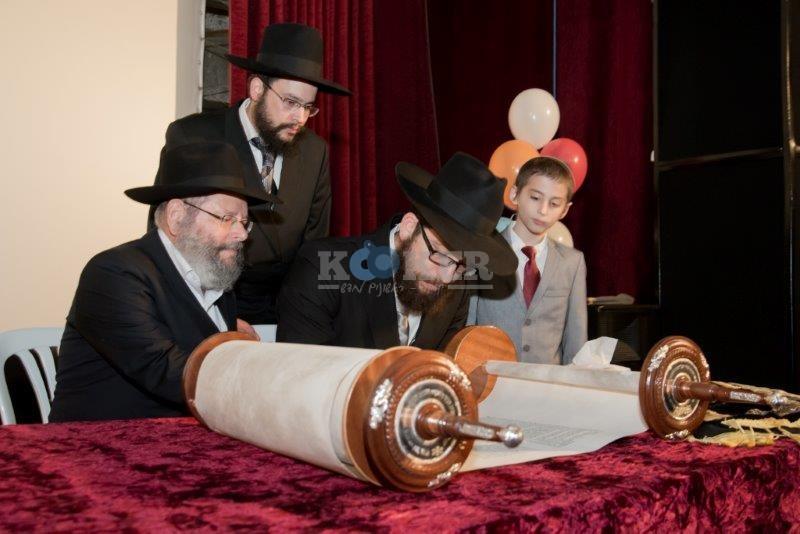 בריסק הכנסת ספר תורה אייר ע''ד (9)