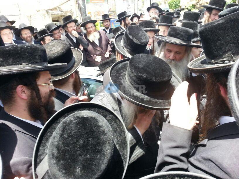 הלויה, הרבנית נדבורנא פ''ת, צילם יהודה רחמים 24 (1)