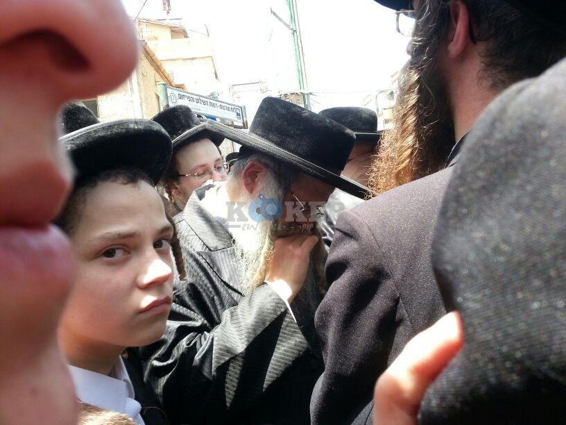 הלויה, הרבנית נדבורנא פ''ת, צילם יהודה רחמים 24 (27)