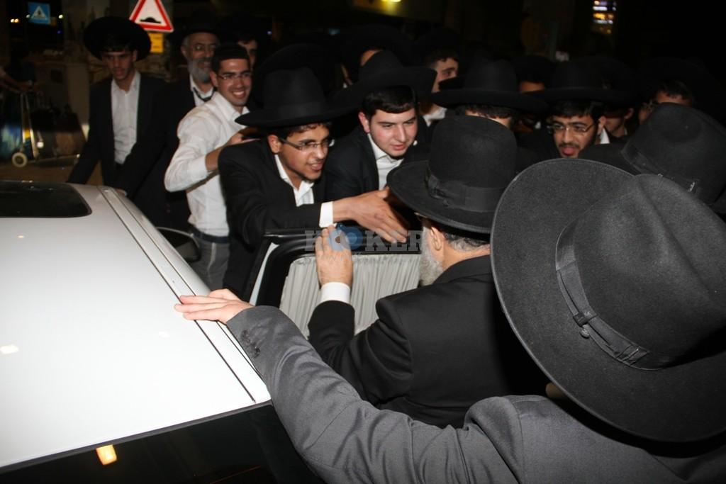 הראשל''צ בלוד תלמידיו בקבלת פנים משיף (4)
