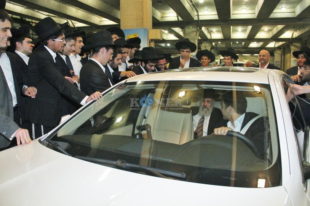 הראשל''צ בלוד תלמידיו בקבלת פנים משיף (7)