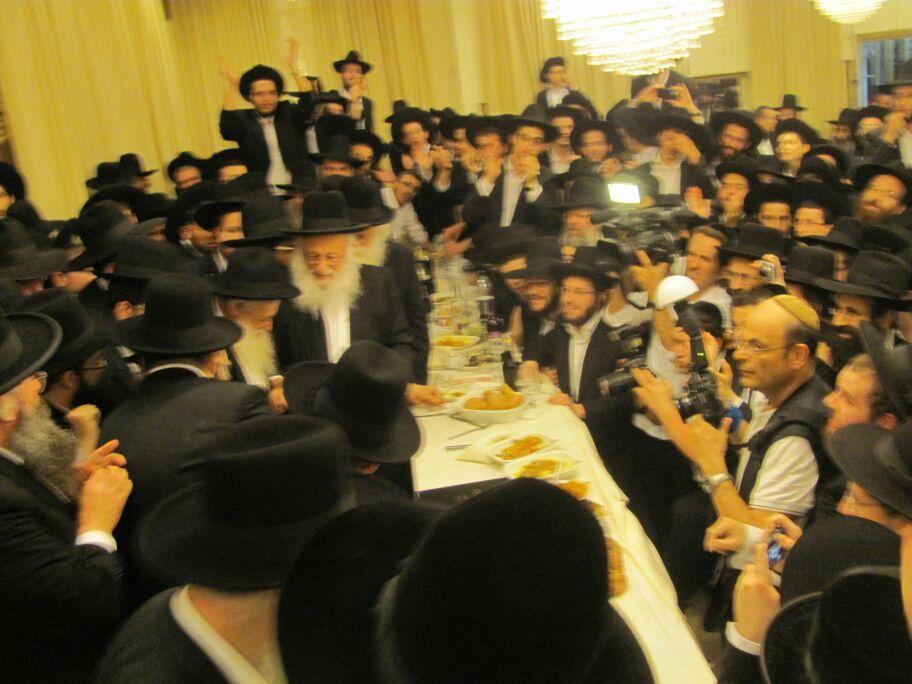 חתונה נכד הגר''ח קניבסקי צילם דוד אמרון חדשות 24 (22)