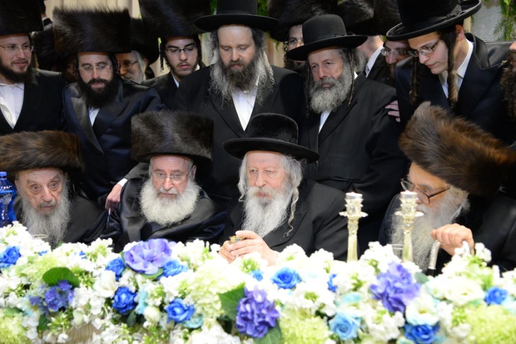 חתונה בת רבי אשר וייס דרכי תורה צילם משה גולדשטיין (7)