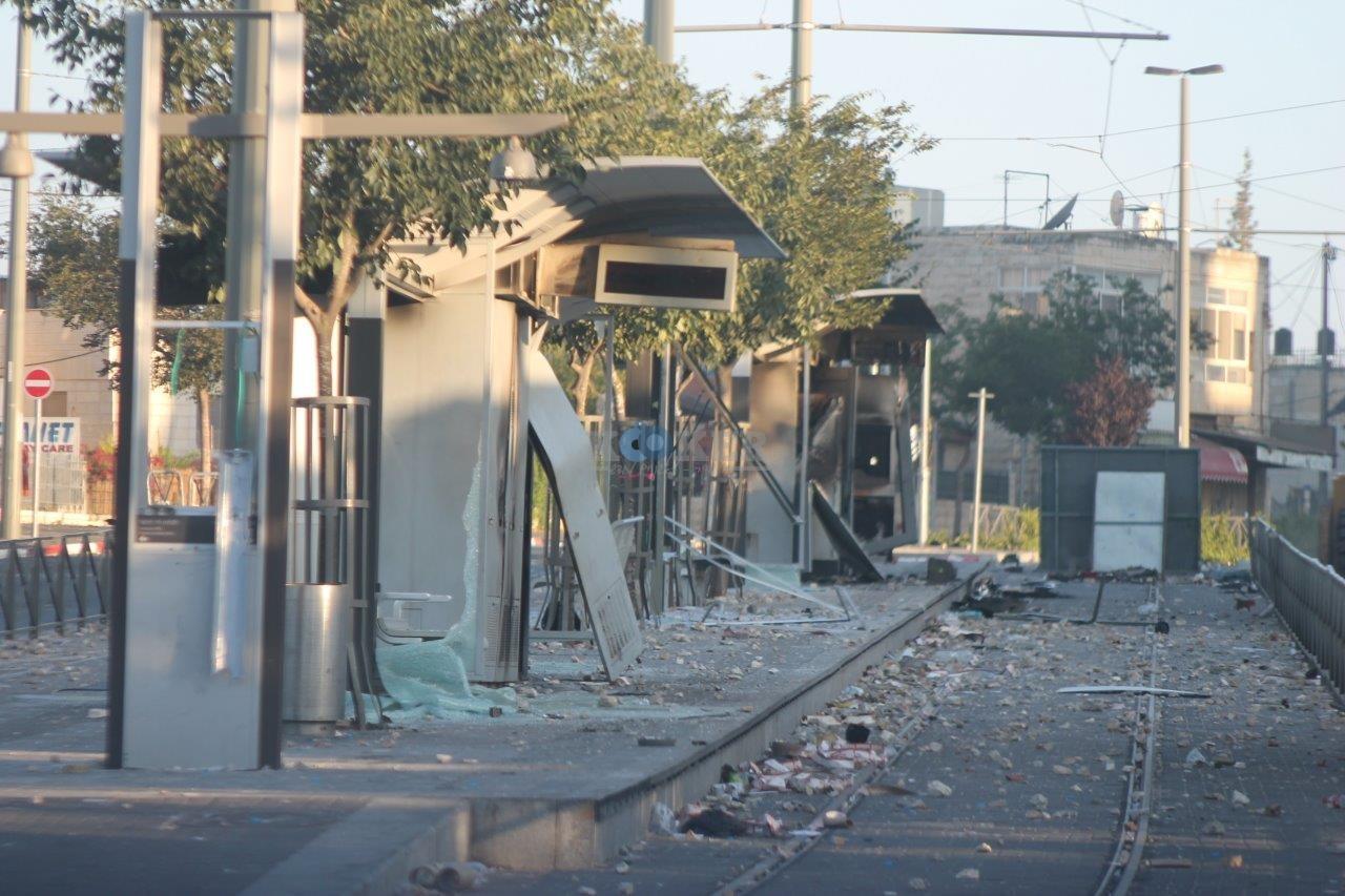 נזקי רכבת הקלה מביכלר (22)