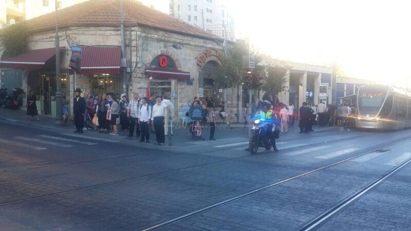 הפגנה נגד ערבים בירושלים מוות מגריידינגר