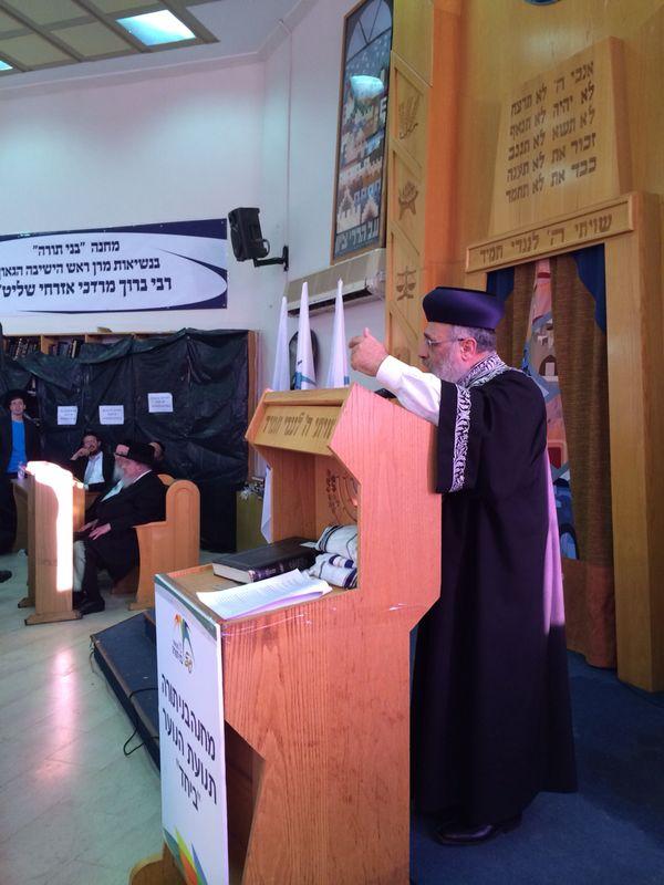 הגר''י יוסף עם הרב הגרב''מ אזרחי משיף (3)