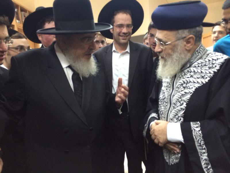 הגר''י יוסף עם הרב הגרב''מ אזרחי משיף (6)