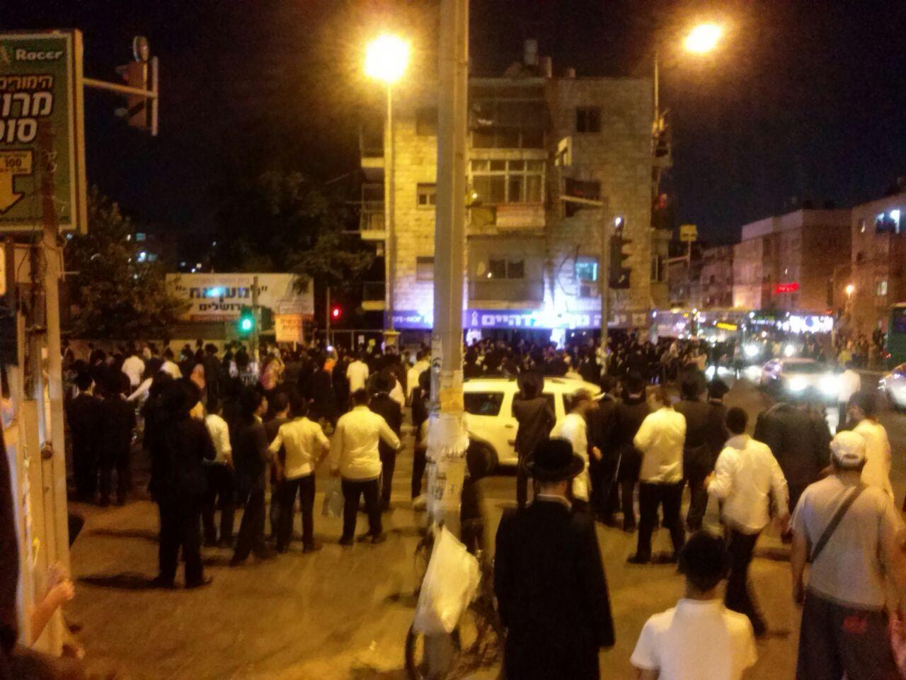 הפגנת הפלג הירושלמי ירושלים צילם שמוליק ויינשטוק 24 (10)