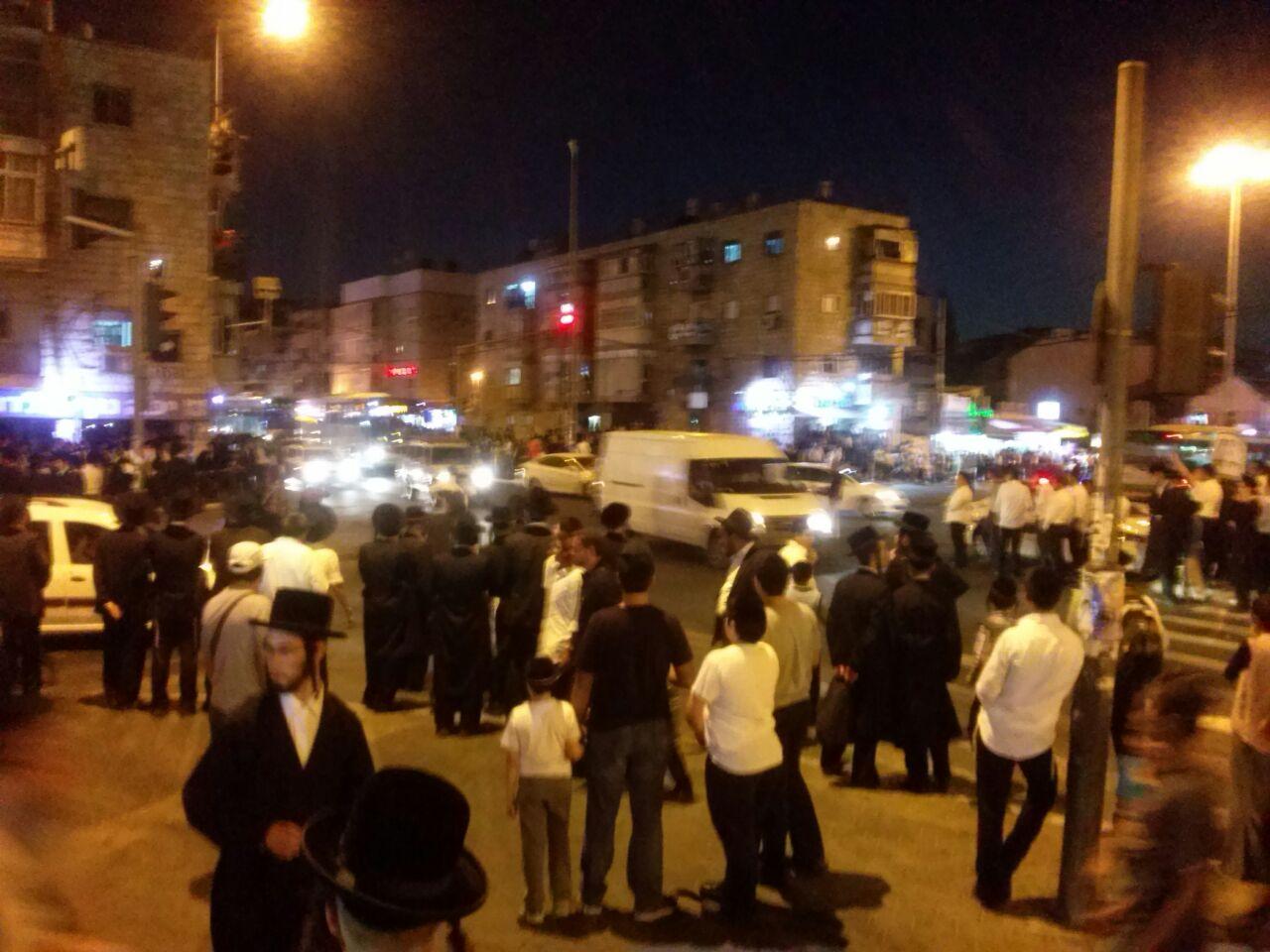 הפגנת הפלג הירושלמי ירושלים צילם שמוליק ויינשטוק 24 (3)