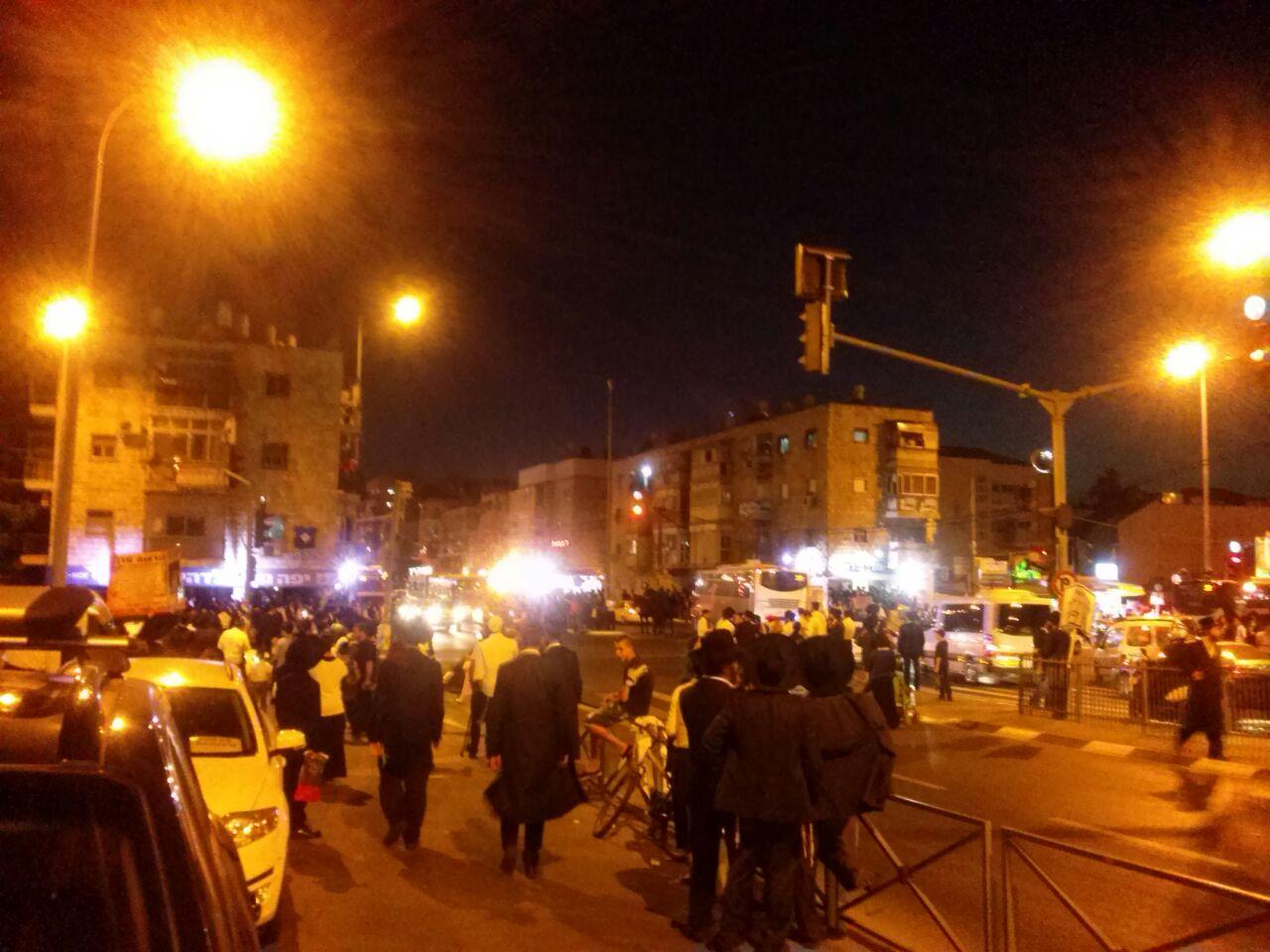 הפגנת הפלג הירושלמי ירושלים צילם שמוליק ויינשטוק 24 (5)