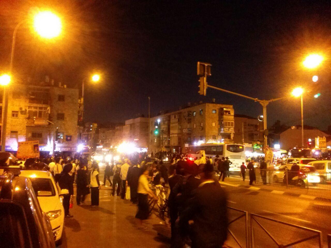 הפגנת הפלג הירושלמי ירושלים צילם שמוליק ויינשטוק 24 (6)