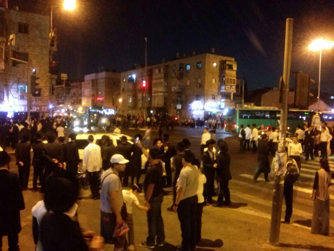 הפגנת הפלג הירושלמי ירושלים צילם שמוליק ויינשטוק 24 (9)