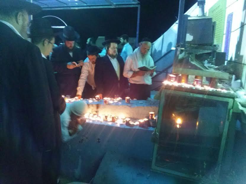 עליה לציון האר''י האריז''ל צילם אליעזר סמט 24 (14)