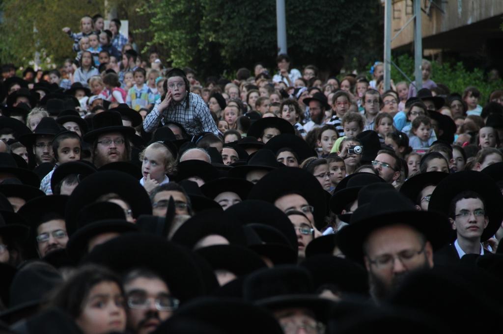 פדיון פטר חמור עם הגר''ח ו הגר''ש כהן אב עד צילם יעקב כהן (30)