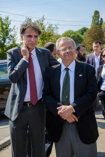 שגריר ישראל אוקראיינה אומן צילם דוברות נקדימון (10)