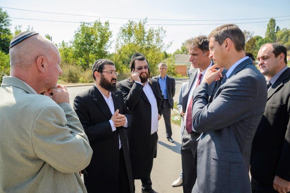 שגריר ישראל אוקראיינה אומן צילם דוברות נקדימון (6)