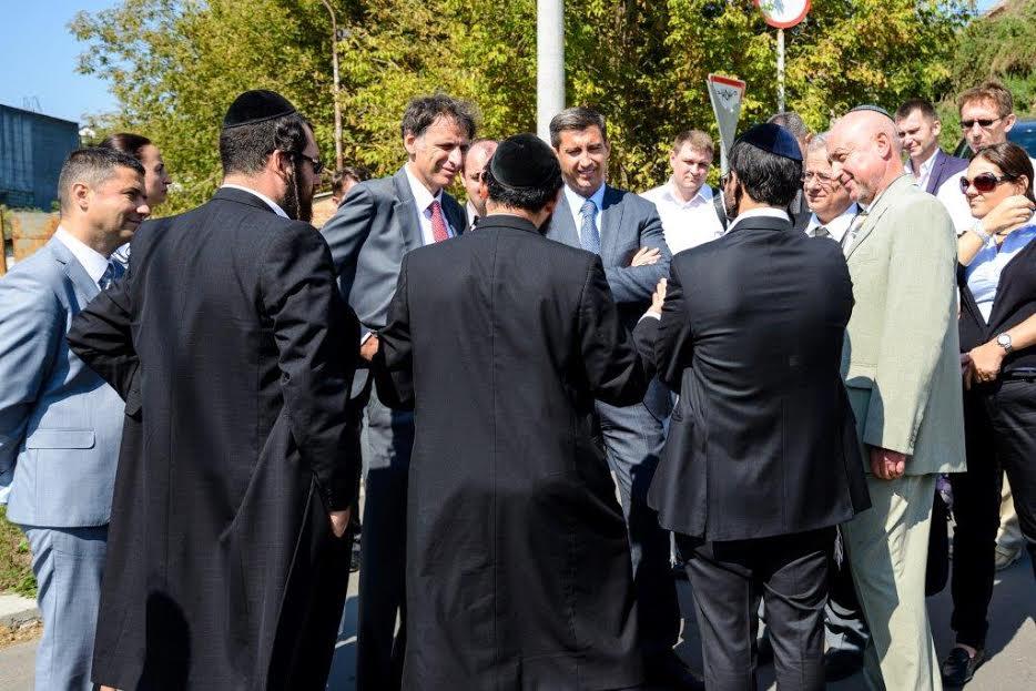 שגריר ישראל אוקראיינה אומן צילם דוברות נקדימון (8)