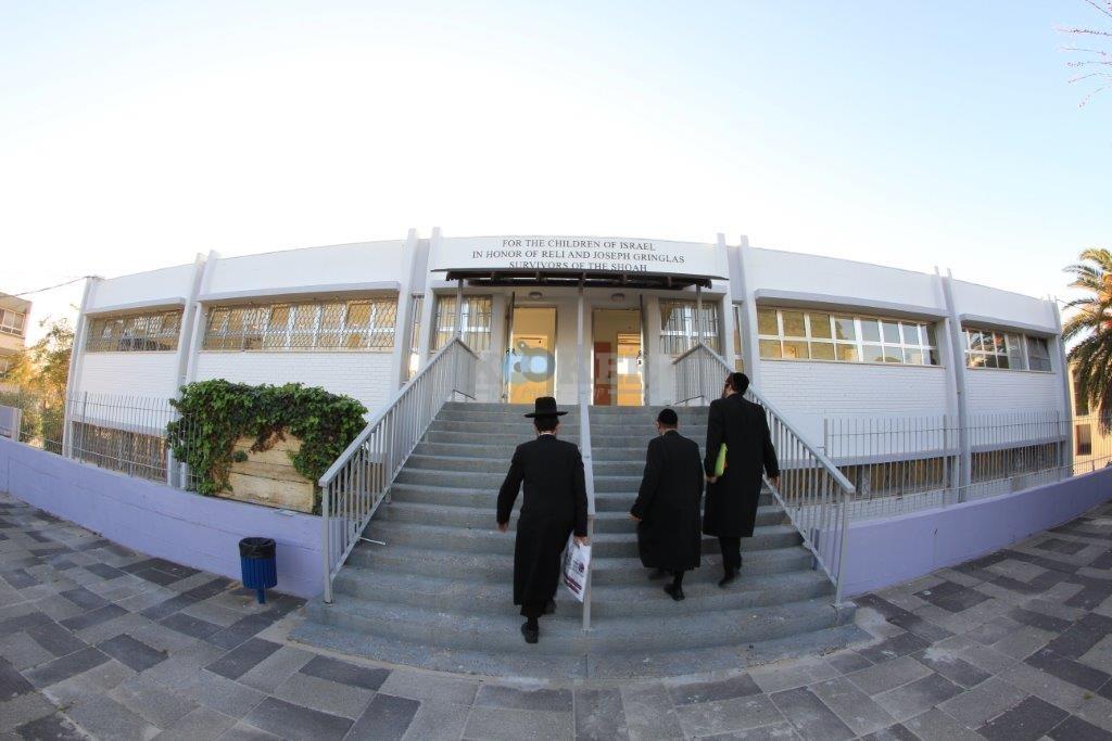 אברכים חרדים הרב גרוסמן משוירץ, המכללה האקדמית אשקלון (16)