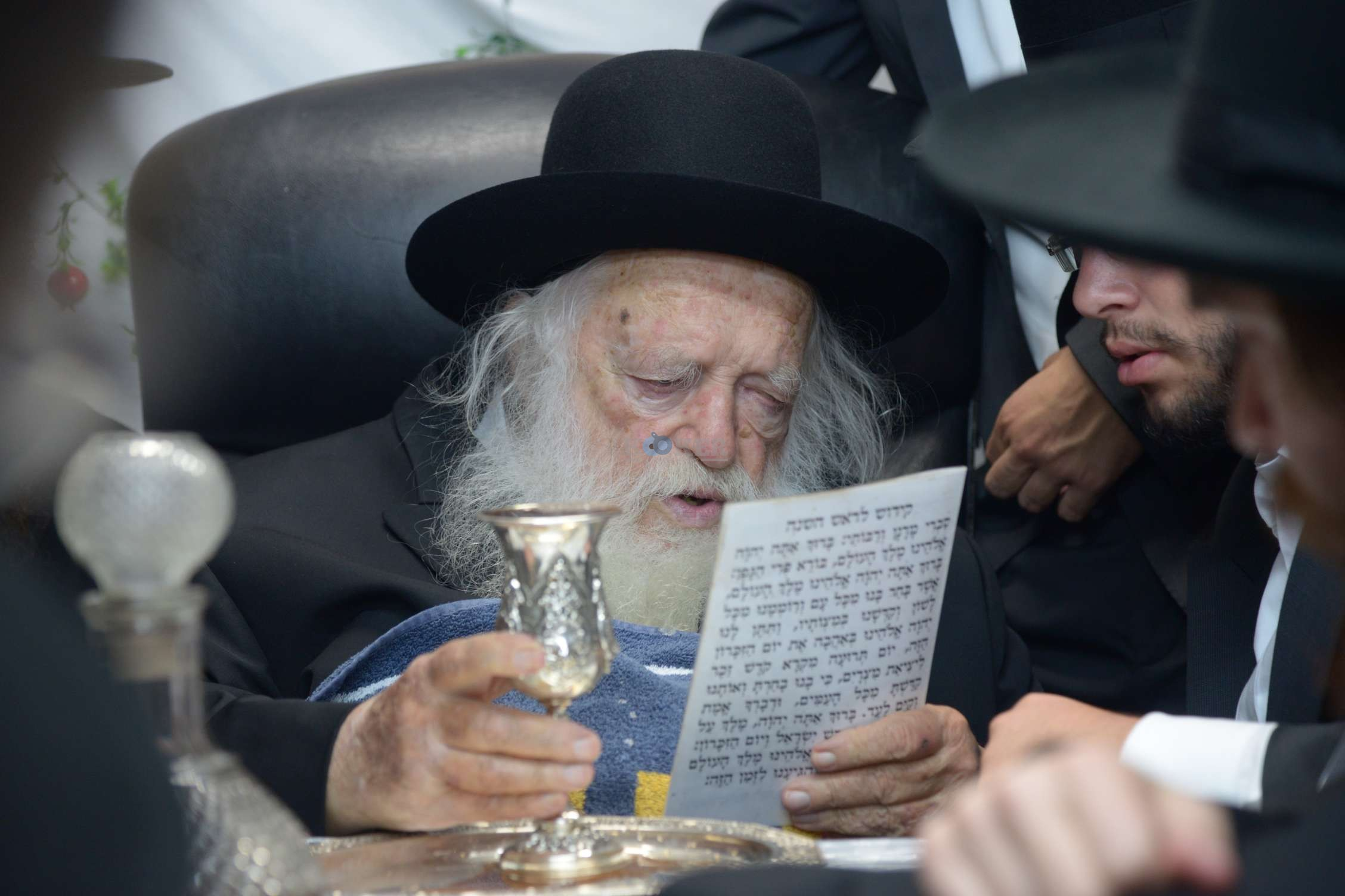 הגר''ח קניבסקי שמחת בית השואבהתשע''ה צילם מ גולדשטיין (26)