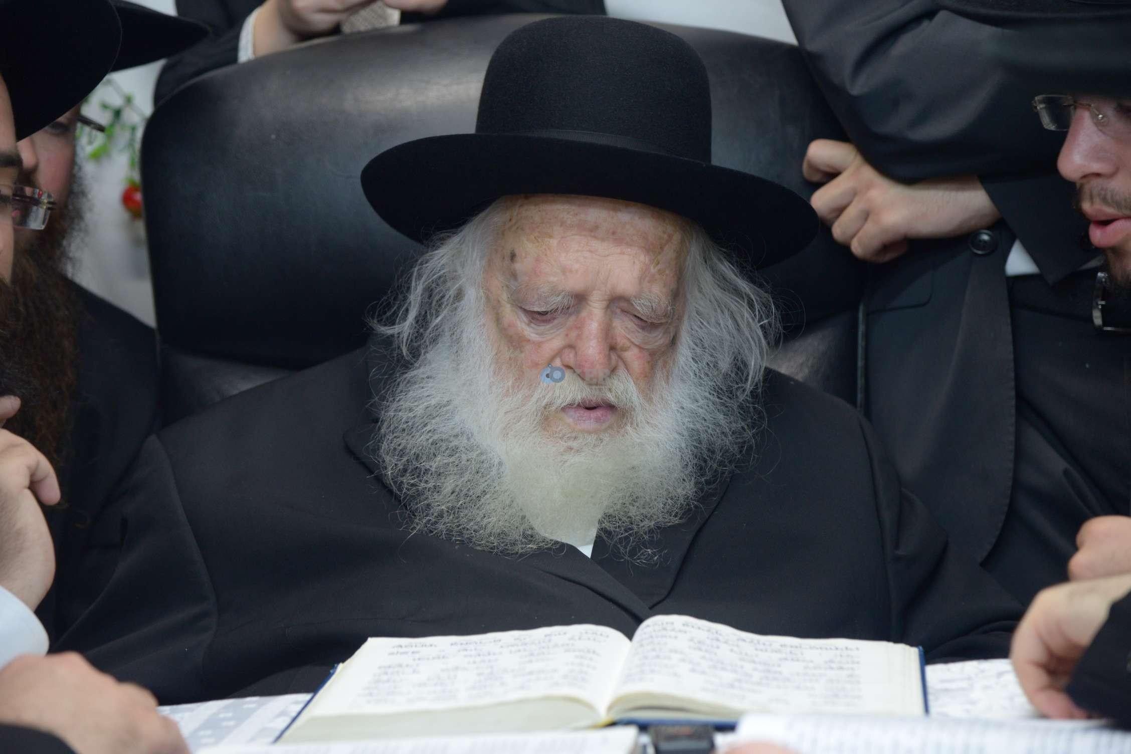 הגר''ח קניבסקי שמחת בית השואבהתשע''ה צילם מ גולדשטיין (5)