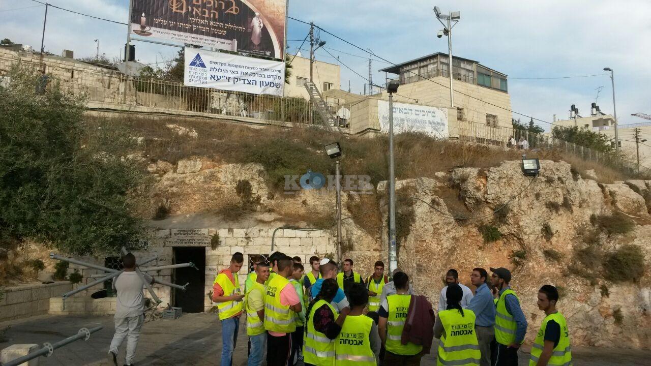 הילולת שמעון הצדיק צילם יצי איזק חדשות 24 (1)