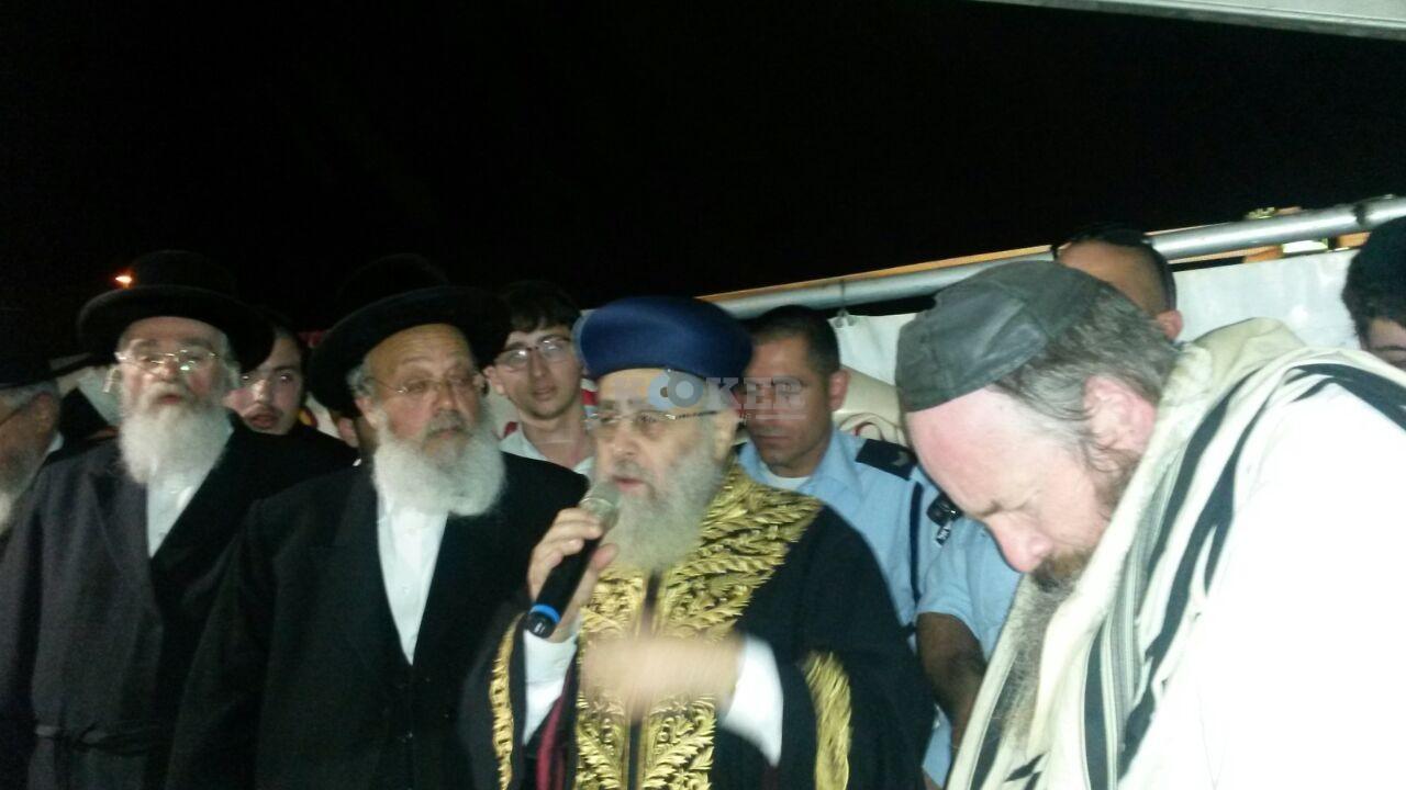 הילולת שמעון הצדיק צילם יצי איזק חדשות 24 (7)