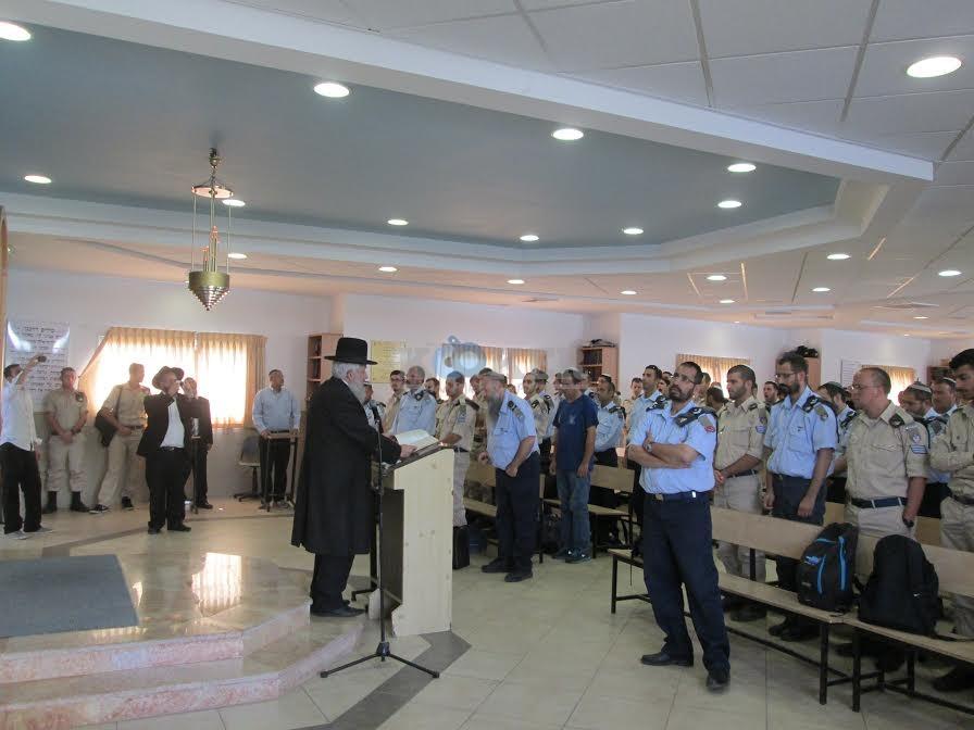 הרב מרדכי טולידאנו באדיבות המצלם 2