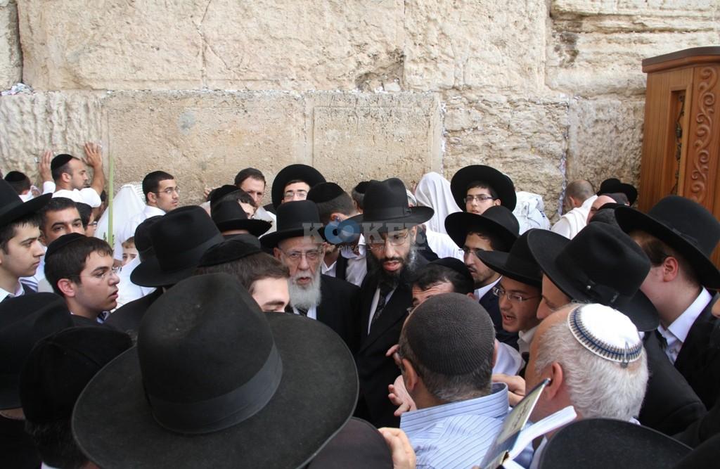 חכם שלום כהן סוכות תשע''ה צילם יעקב כהן (15)