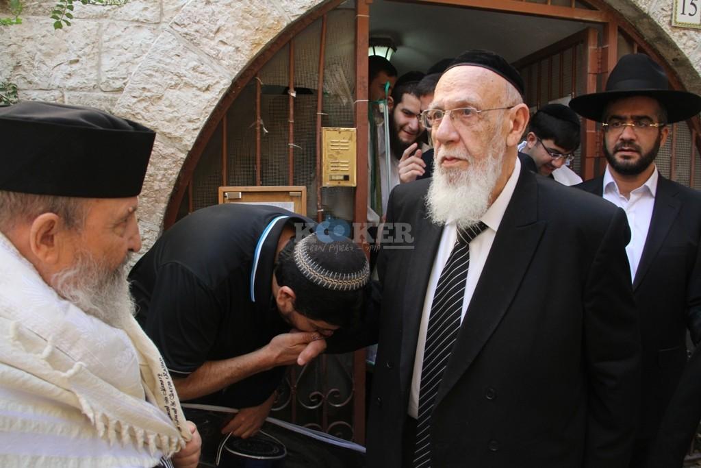 חכם שלום כהן סוכות תשע''ה צילם יעקב כהן (7)