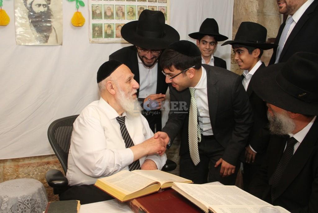חכם שלום כהן סוכות תשע''ה צילם יעקב כהן (8)