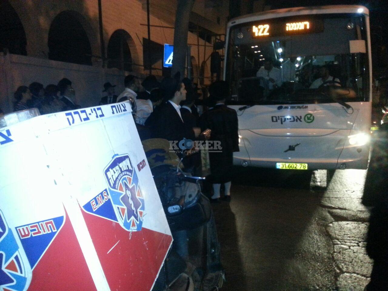 חסימות אוטובוסים השומר צילם יהודה רחמים 24 (3)