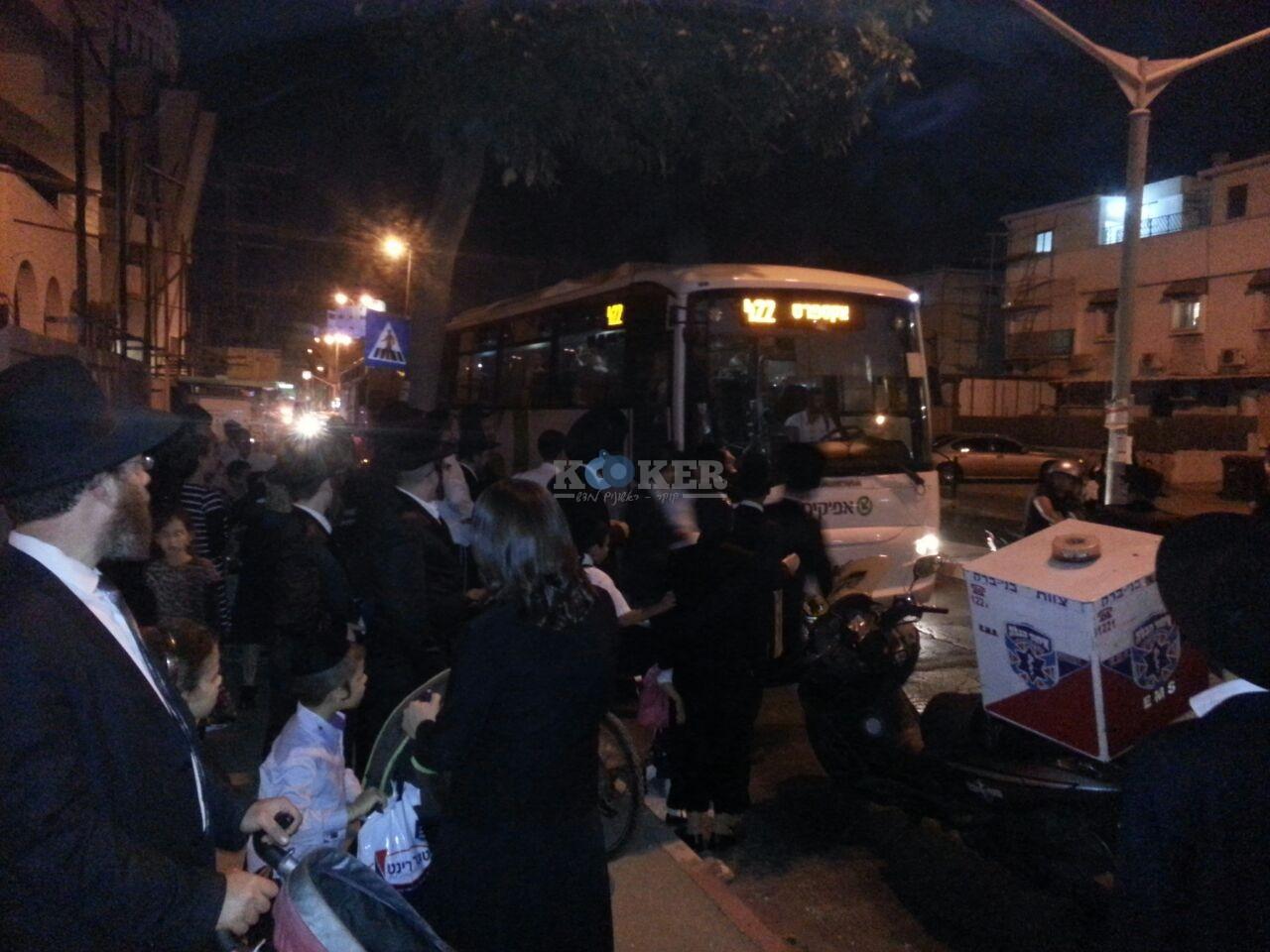 חסימות אוטובוסים השומר צילם יהודה רחמים 24 (4)