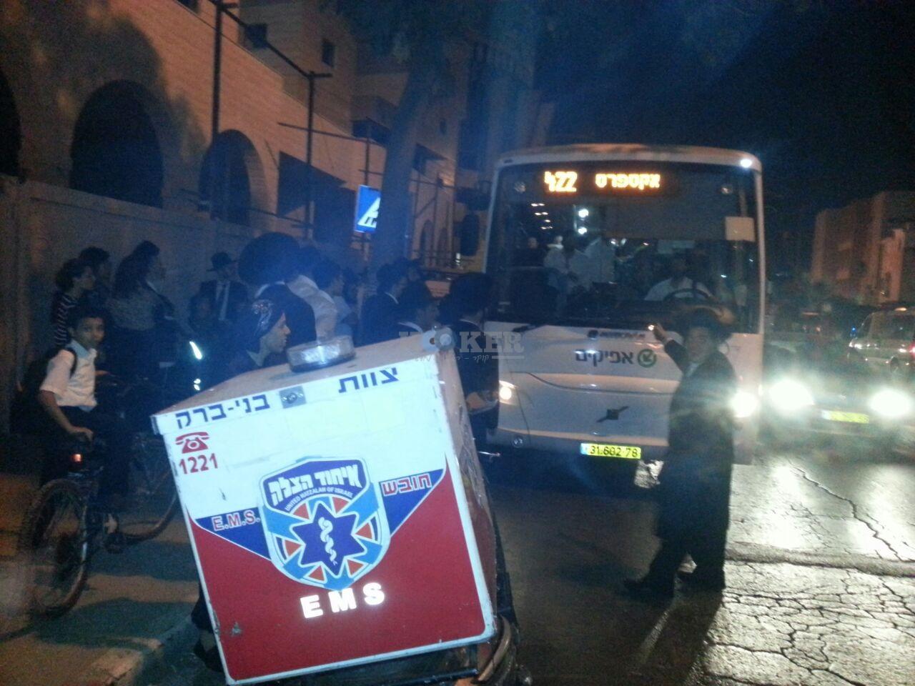 חסימות אוטובוסים השומר צילם יהודה רחמים 24 (5)