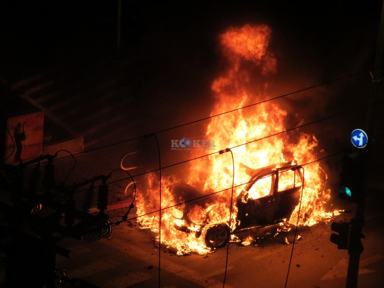 אש , פיצוץ באשדוד מליזה ללוצשוילי אין צורך קרדיט (3)