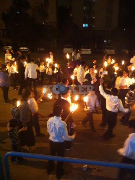 הכנסת ס''ת לציון רבי עקיבא 24צילם (5)