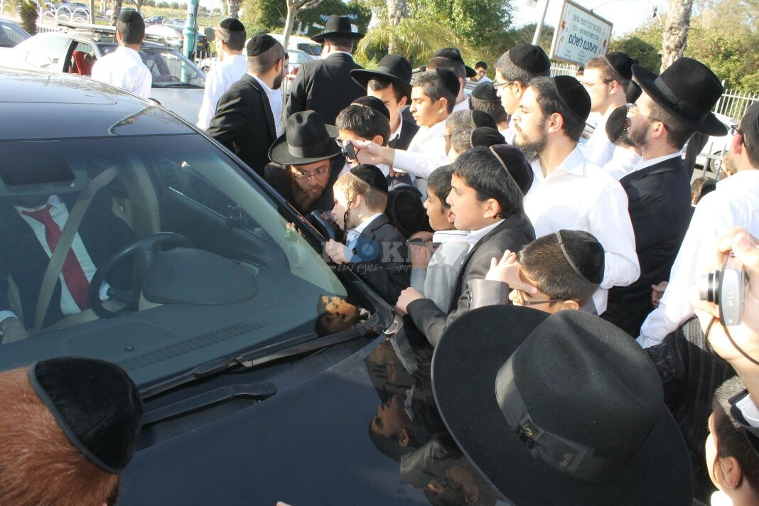נשיא המועצת רבי שלום כהן באלעד צילם בעריש פילמר (1)