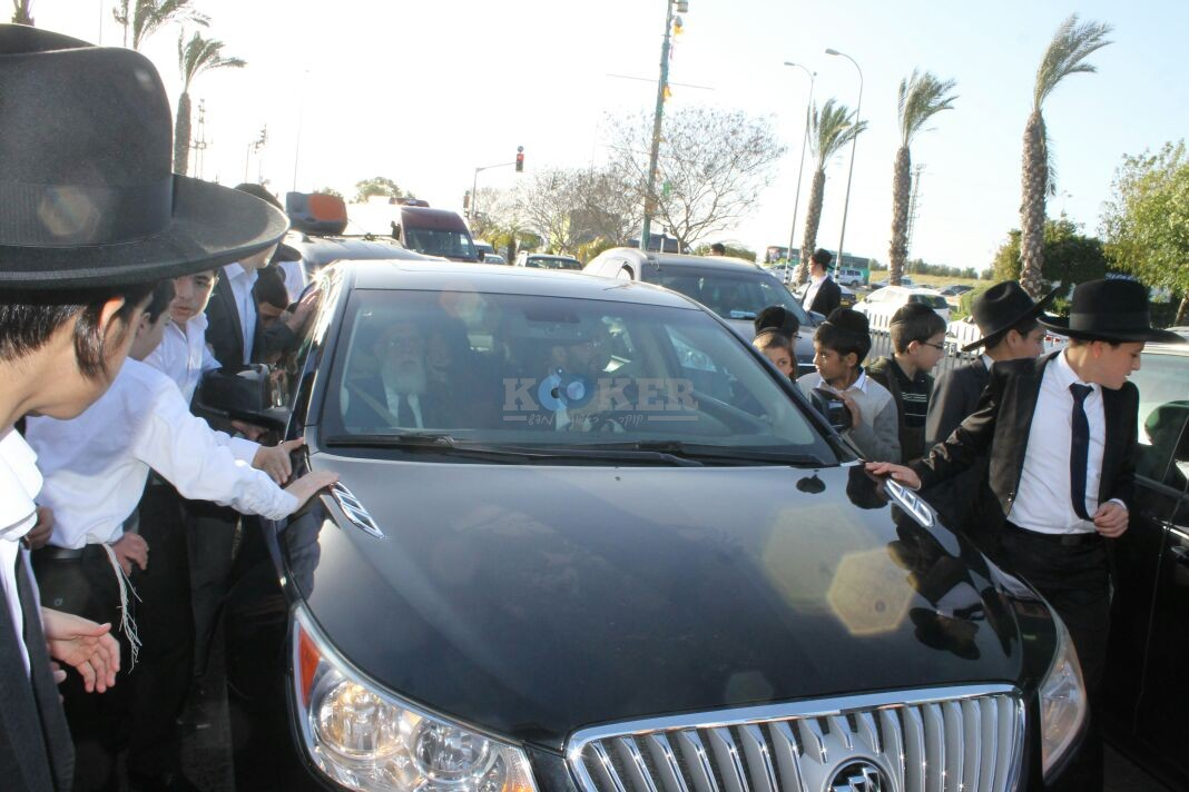 נשיא המועצת רבי שלום כהן באלעד צילם בעריש פילמר (12)