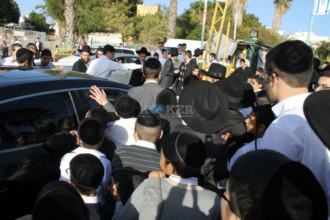 נשיא המועצת רבי שלום כהן באלעד צילם בעריש פילמר (13)