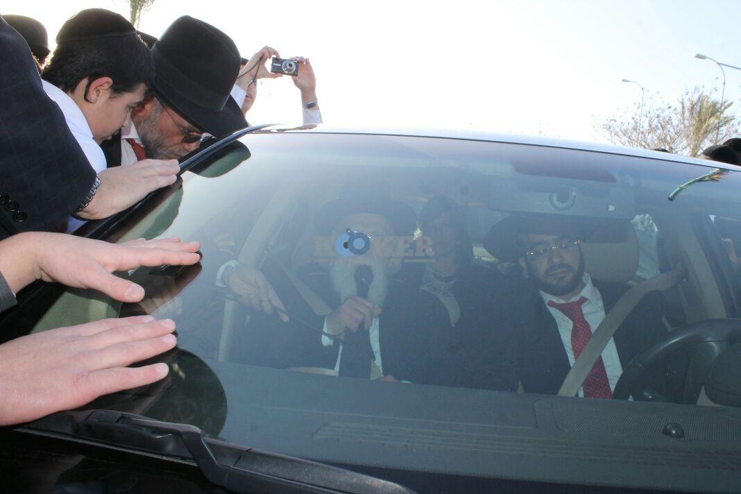 נשיא המועצת רבי שלום כהן באלעד צילם בעריש פילמר (2)