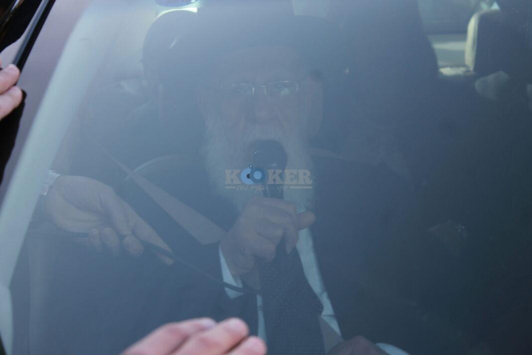 נשיא המועצת רבי שלום כהן באלעד צילם בעריש פילמר (3)