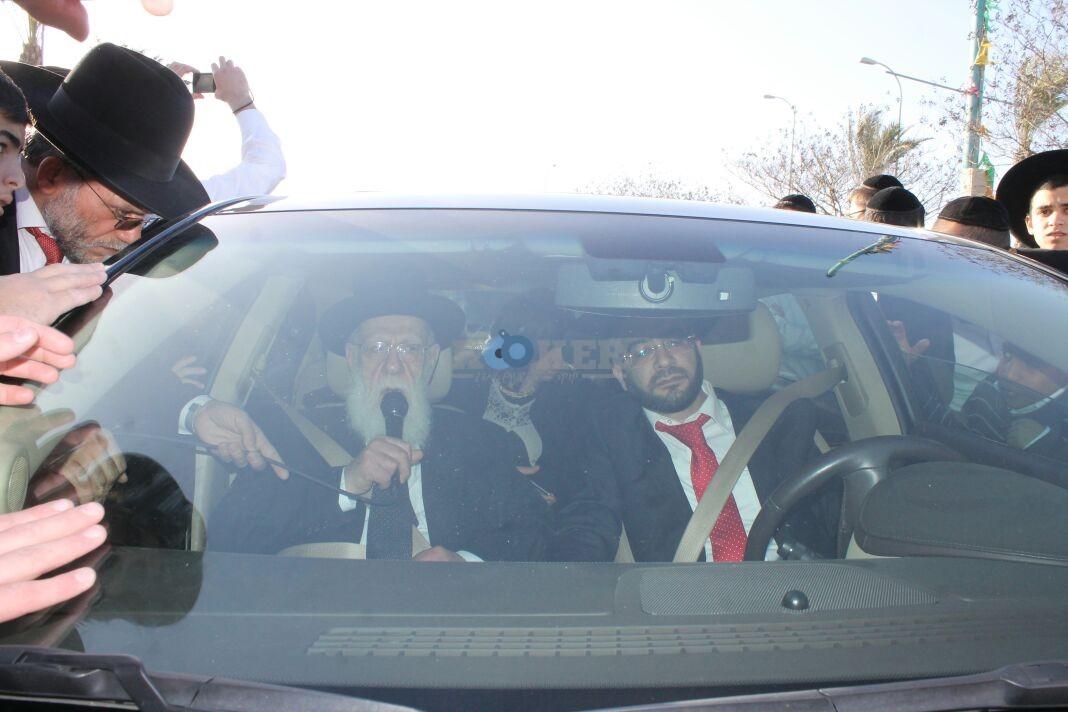 נשיא המועצת רבי שלום כהן באלעד צילם בעריש פילמר (5)