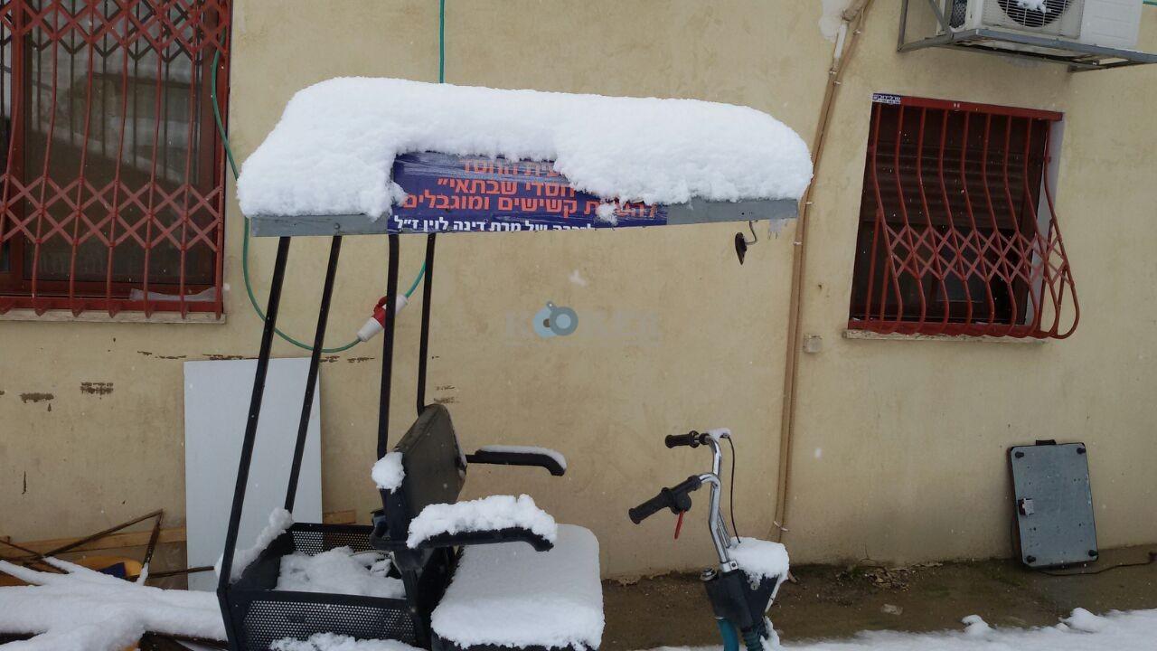 שלג במירון צילם דוברות חסדי שבתאי (11)