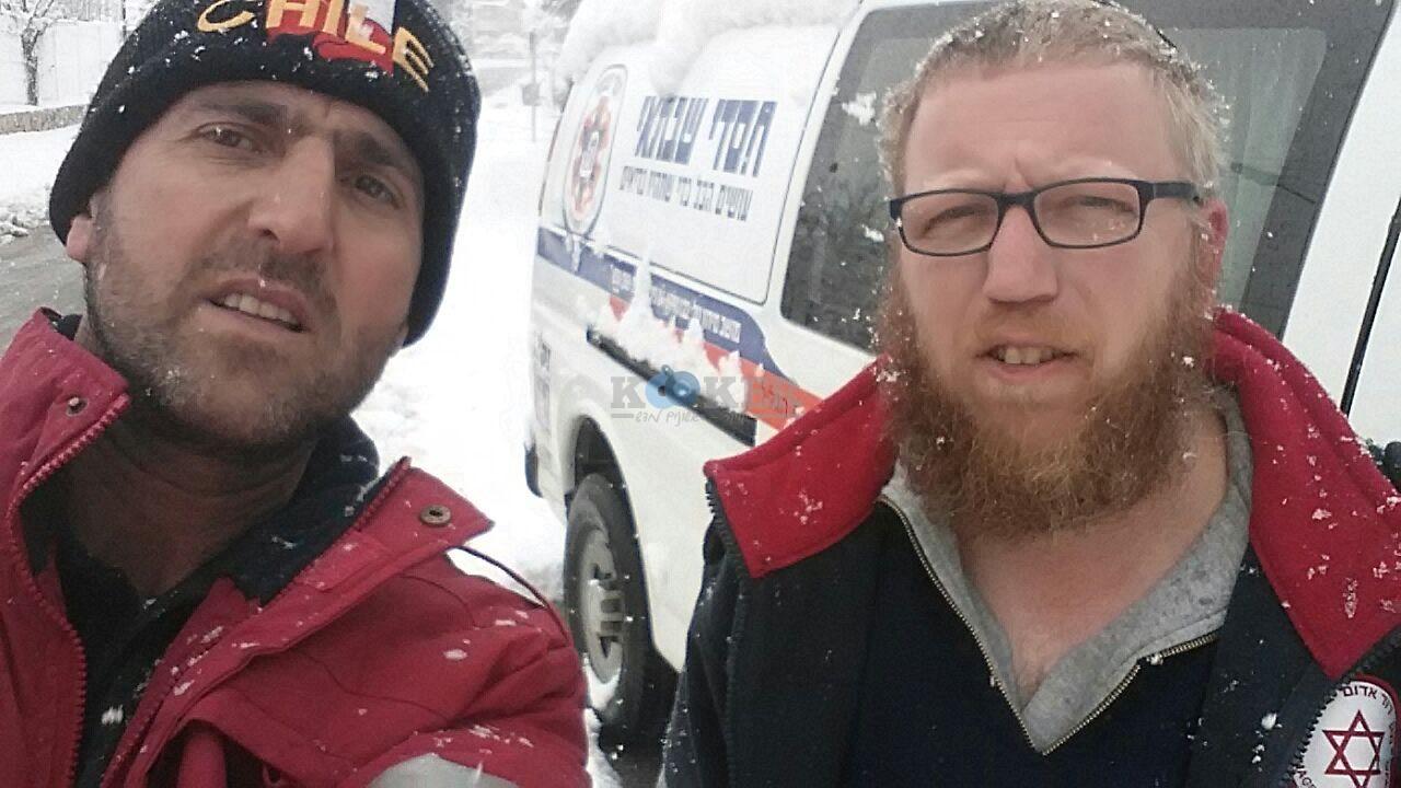 שלג במירון צילם דוברות חסדי שבתאי (14)