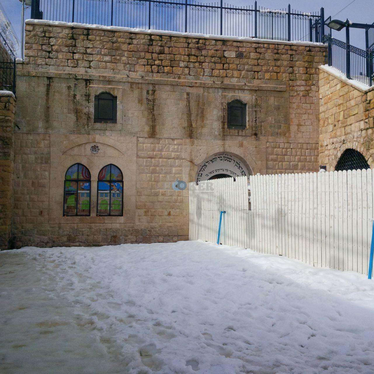 שלג במירון צילם דוברות חסדי שבתאי (15)