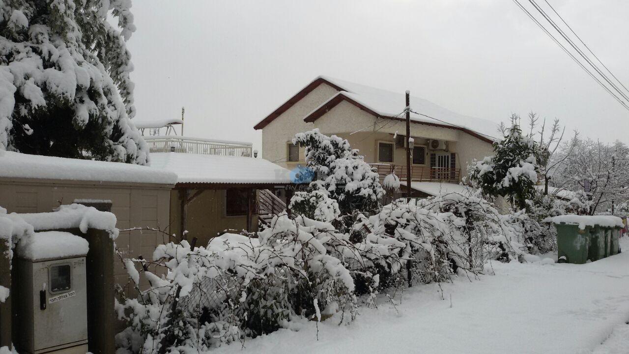 שלג במירון צילם דוברות חסדי שבתאי (16)