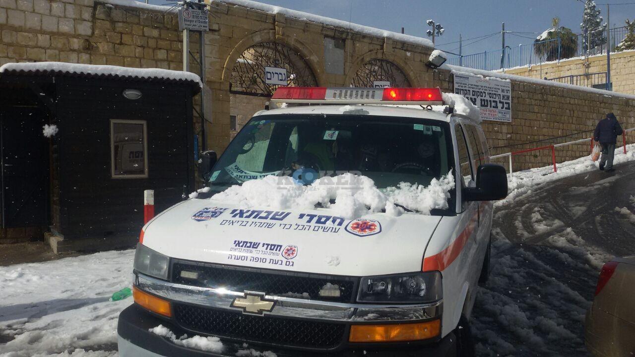 שלג במירון צילם דוברות חסדי שבתאי (9)