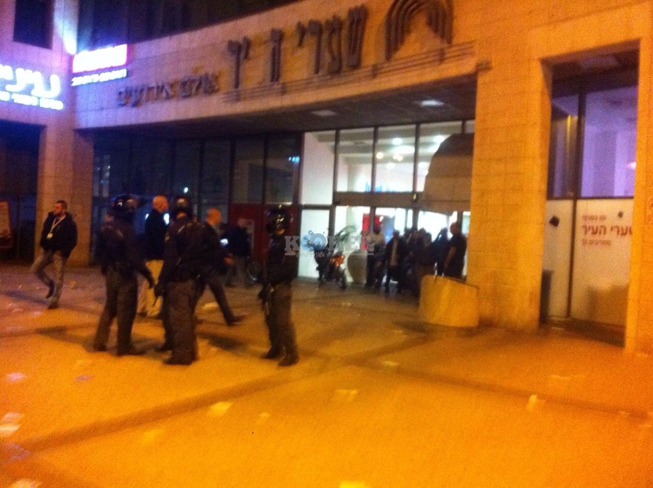 הפגנה נגד אמנון יצחק צילם חיים פביאן - סוכנות הידיעות חדשות 24 (11)