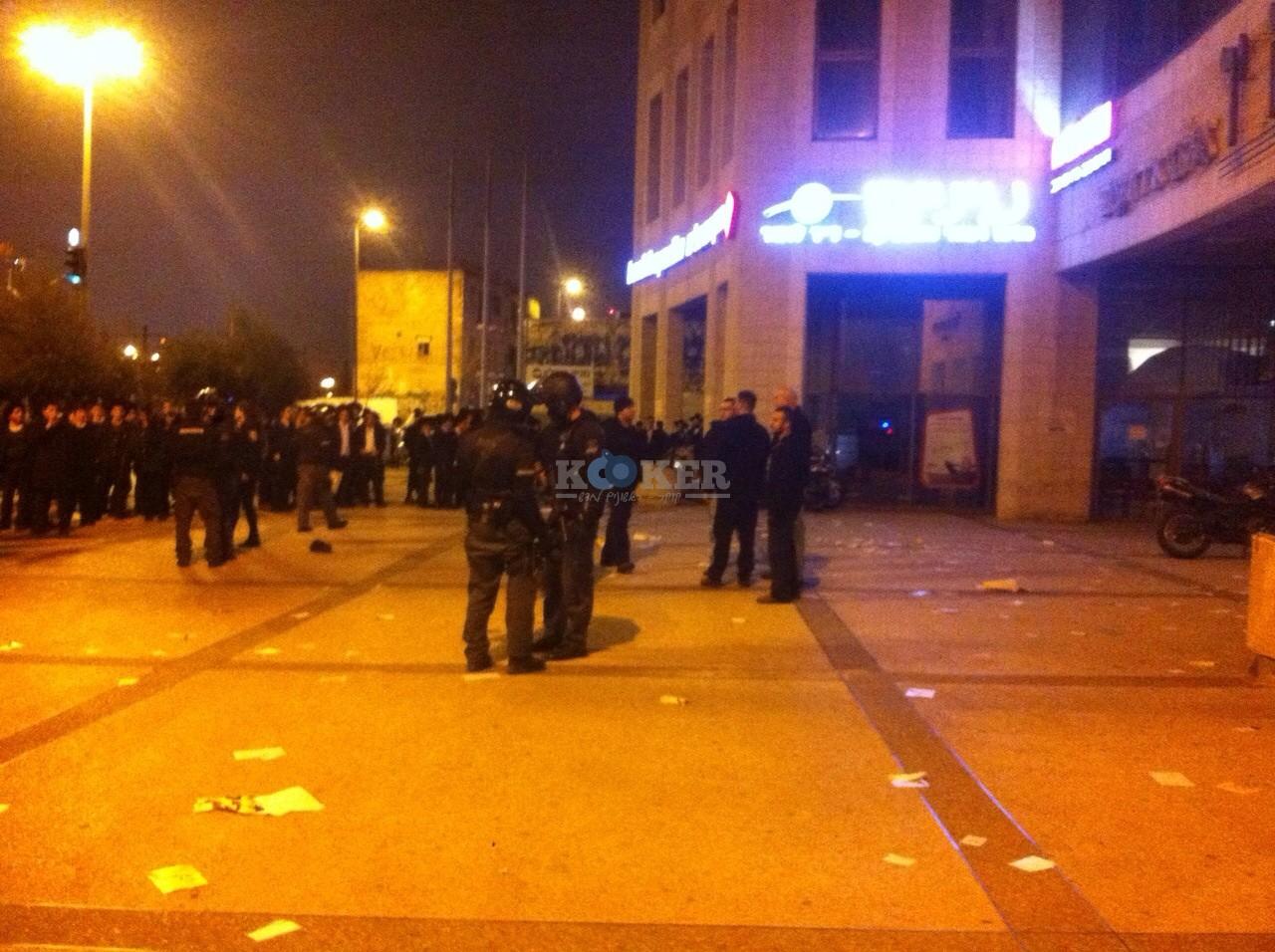 הפגנה נגד אמנון יצחק צילם חיים פביאן - סוכנות הידיעות חדשות 24 (12)