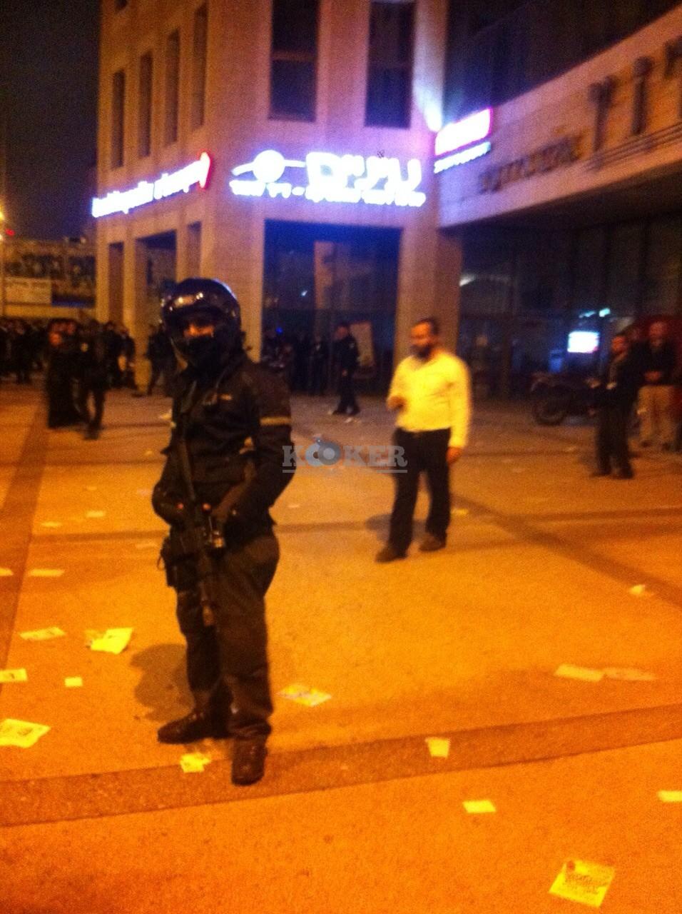 הפגנה נגד אמנון יצחק צילם חיים פביאן - סוכנות הידיעות חדשות 24 (6)
