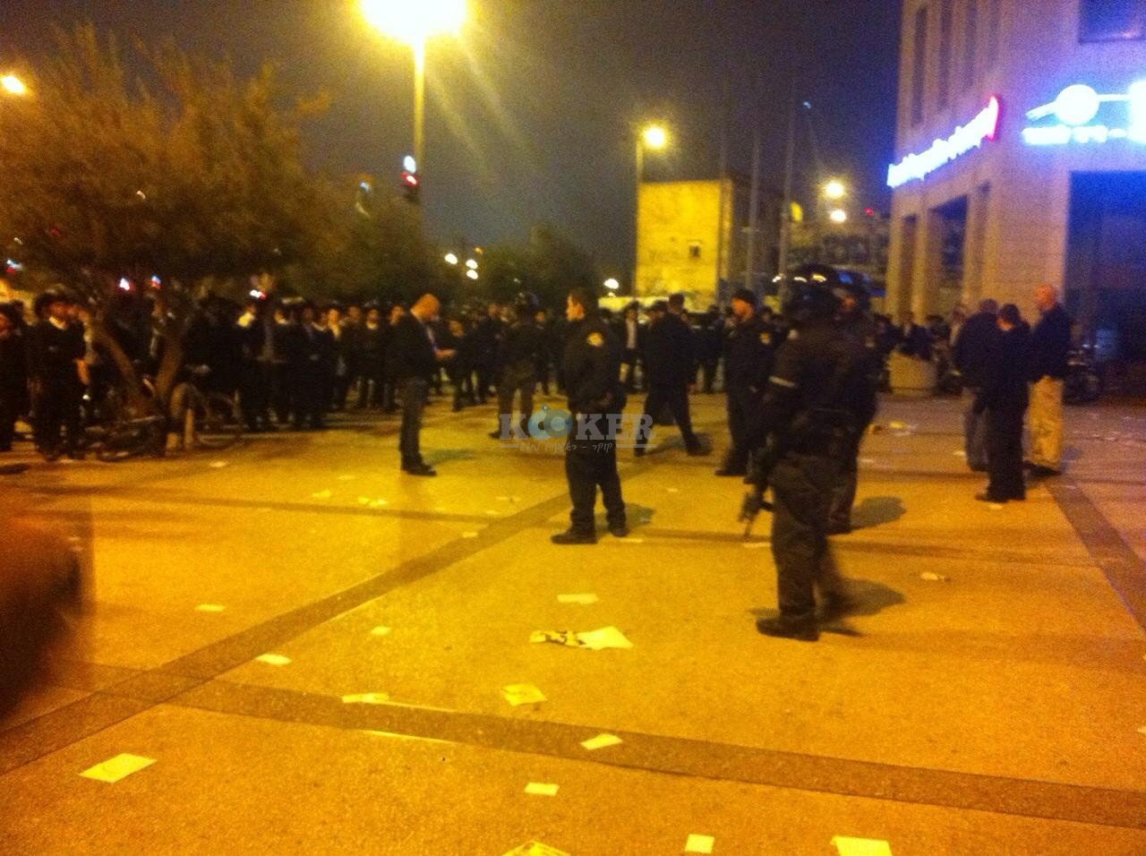 הפגנה נגד אמנון יצחק צילם חיים פביאן - סוכנות הידיעות חדשות 24 (8)